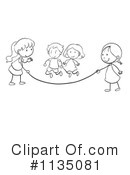 Jump Rope Clipart #1135081 by Graphics RF