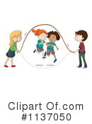 Jump Rope Clipart #1137050 by Graphics RF