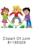 Jump Rope Clipart #1186326 by visekart