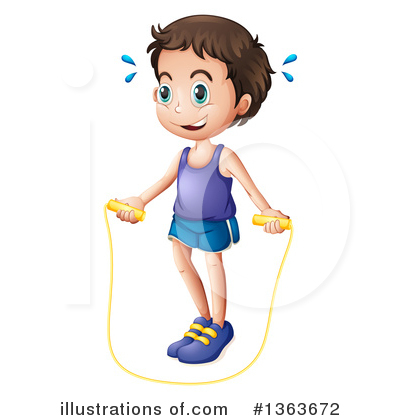 Exercise Clipart #1363672 by Graphics RF