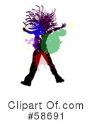 Jumping Clipart #58691 by MilsiArt