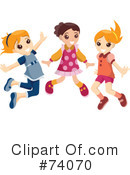 Jumping Clipart #74070 by BNP Design Studio