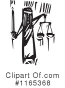 Royalty-Free (RF) Justice Clipart Illustration #1165368