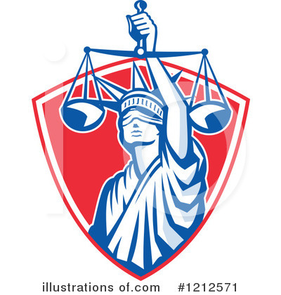 Justice Clipart #1212571 by patrimonio