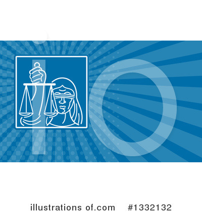 Justice Clipart #1332132 by patrimonio