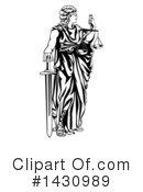 Justice Clipart #1430989 by AtStockIllustration