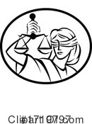 Justice Clipart #1719797 by patrimonio