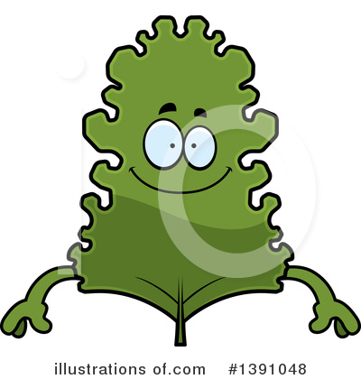 Kale Clipart #1391048 by Cory Thoman