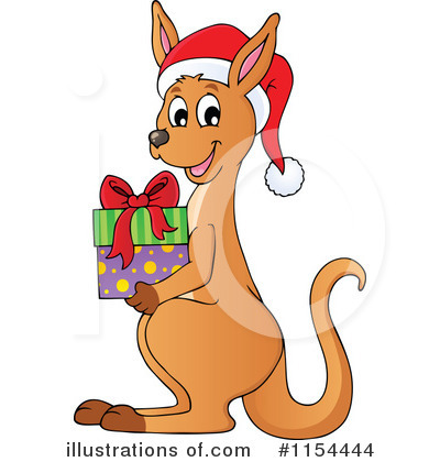 Christmas Gift Clipart #1154444 by visekart