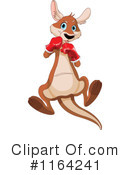 Kangaroo Clipart #1164241 by Pushkin