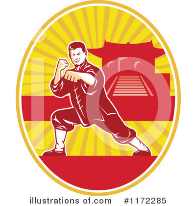 Fighting Clipart #1172285 by patrimonio