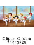 Karate Clipart #1443728 by Graphics RF