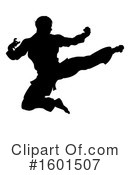 Karate Clipart #1601507 by AtStockIllustration