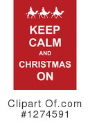 Keep Calm Clipart #1274591