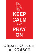 Keep Calm Clipart #1274600 by Prawny