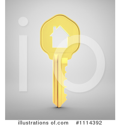 Key Clipart #1114392 by Mopic