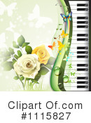 Keyboard Clipart #1115827