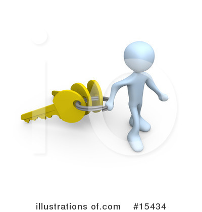 Locksmith Clipart #15434 by 3poD