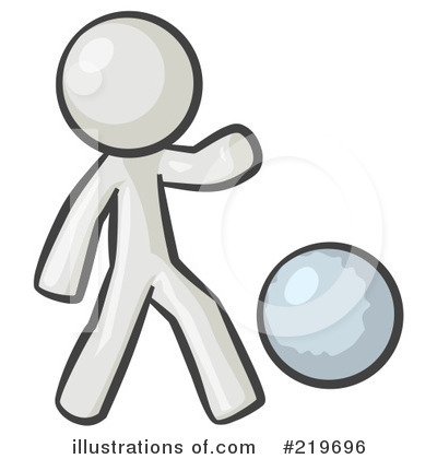 Clip Art Kickball Clipart kick ball clipart 219696 illustration by leo blanchette royalty free rf stock sample