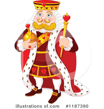 King Clipart #1187390 by Pushkin