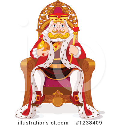 King Clipart #1233409 by Pushkin