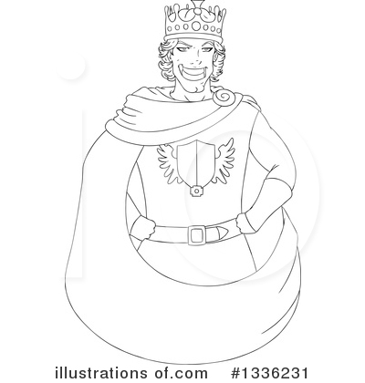 Royalty Clipart #1336231 by Liron Peer