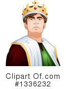King Clipart #1336232 by Liron Peer