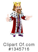 King Clipart #1345716 by AtStockIllustration