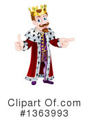 King Clipart #1363993 by AtStockIllustration