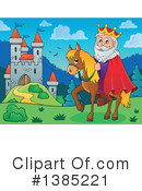 King Clipart #1385221