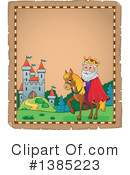 King Clipart #1385223 by visekart