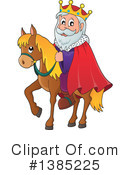 King Clipart #1385225 by visekart