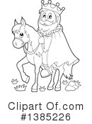 King Clipart #1385226 by visekart