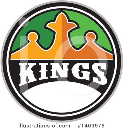 King Clipart #1409976 by patrimonio