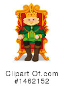 King Clipart #1462152 by Graphics RF
