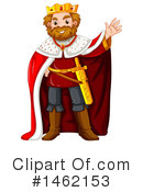 King Clipart #1462153 by Graphics RF
