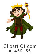 King Clipart #1462155 by Graphics RF