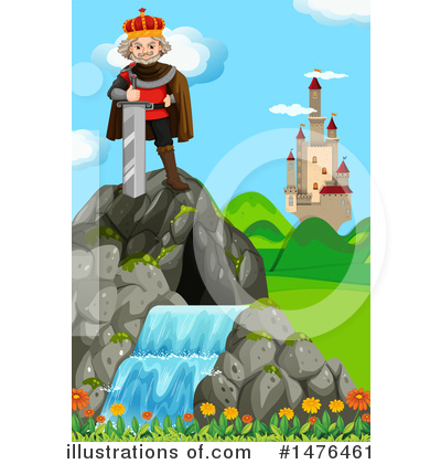 Castle Clipart #1476461 by Graphics RF