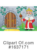 King Clipart #1637171 by visekart
