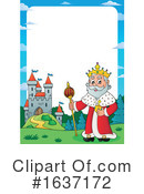 King Clipart #1637172 by visekart