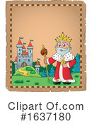 King Clipart #1637180 by visekart