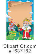King Clipart #1637182 by visekart