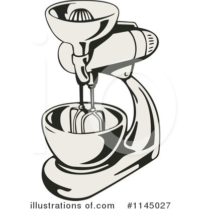 Mixer Clipart #1145027 by patrimonio