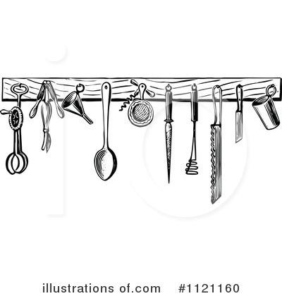 Vintage Kitchen Clip Art Free