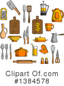 Kitchen Clipart #1384578