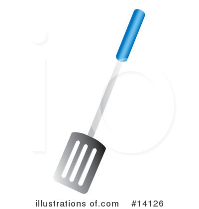 Spatula Clipart #14126 by Rasmussen Images