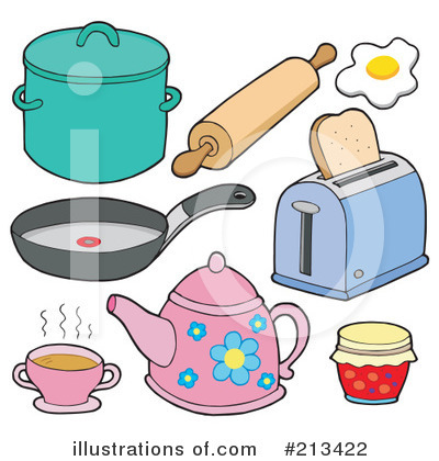 Kitchen Clipart #213422 by visekart