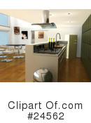 Kitchen Clipart #24562 by KJ Pargeter