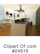 Kitchen Clipart #24915 by KJ Pargeter