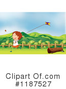 Kite Clipart #1187527 by Graphics RF